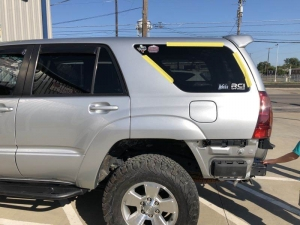 After - 2004 Toyota 4 Runner Auto Body Work
